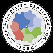 Sostenibilità, ICEC, attestato