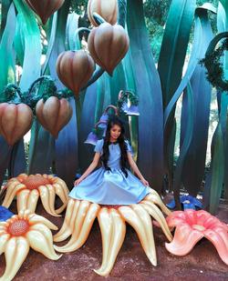 Custom Alice Dress