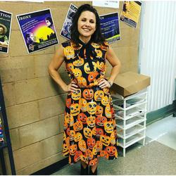 The Enchanted Harvest Dress