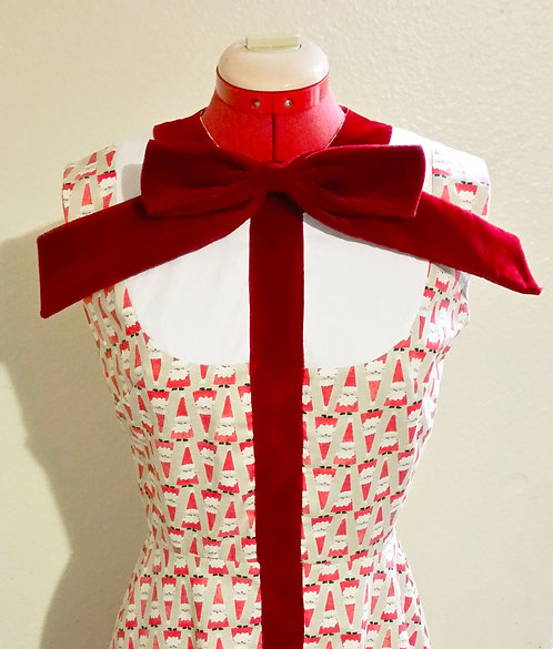 The Gift From Saint Nick Dress Size Small