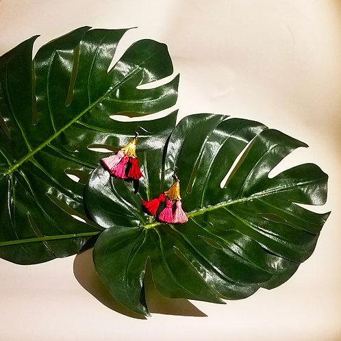 Lotus Bloom Earrings