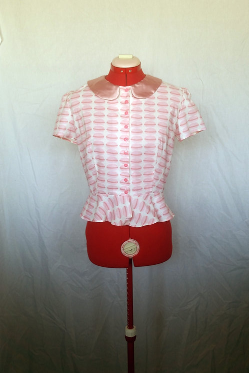 Afternoon Tea Blouse In Size Small