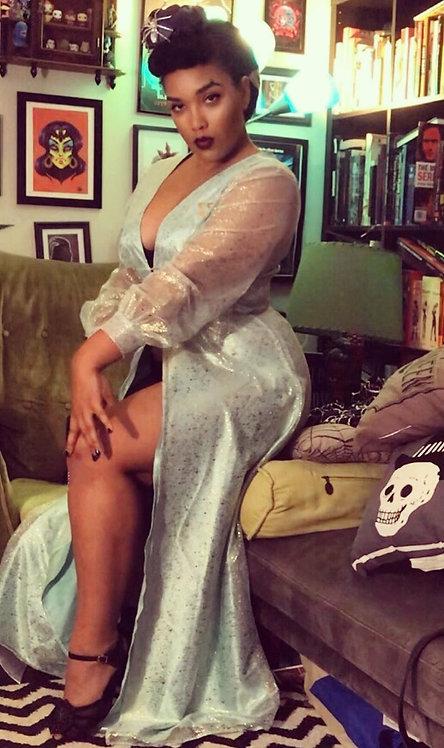 The Celeste Dressing Gown