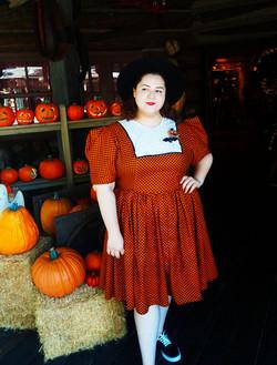 Jolly Halloween Dress