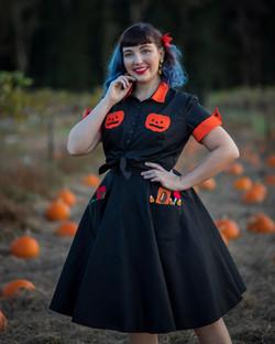 Hey Pumpkin Blouse