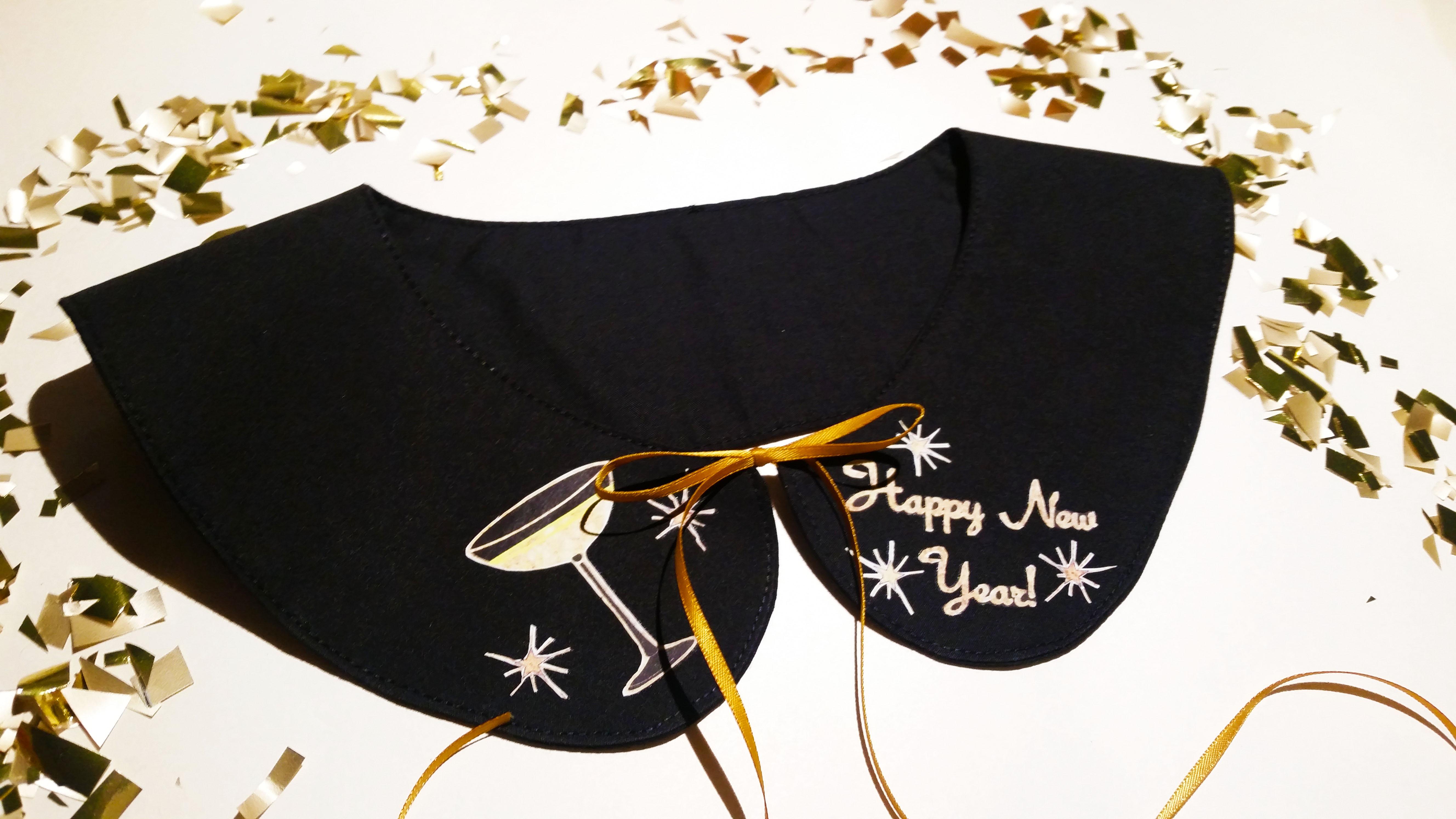 Holiday Joy Collar in Cheers