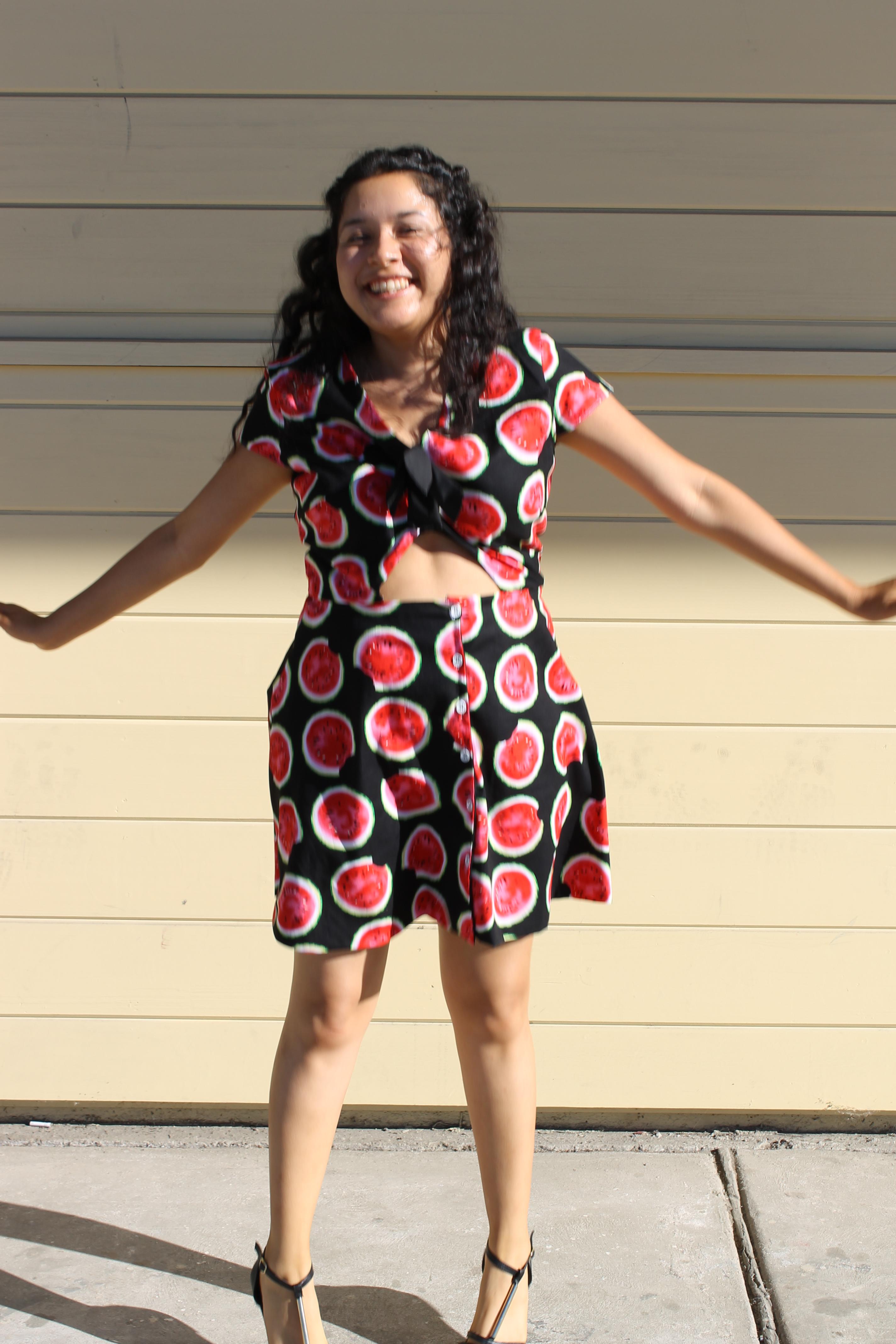 The Sweet Summer Days Dress