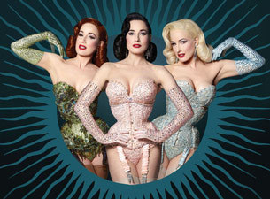The Gangsta of Love: Dita Von Teese and The Art of the Teese