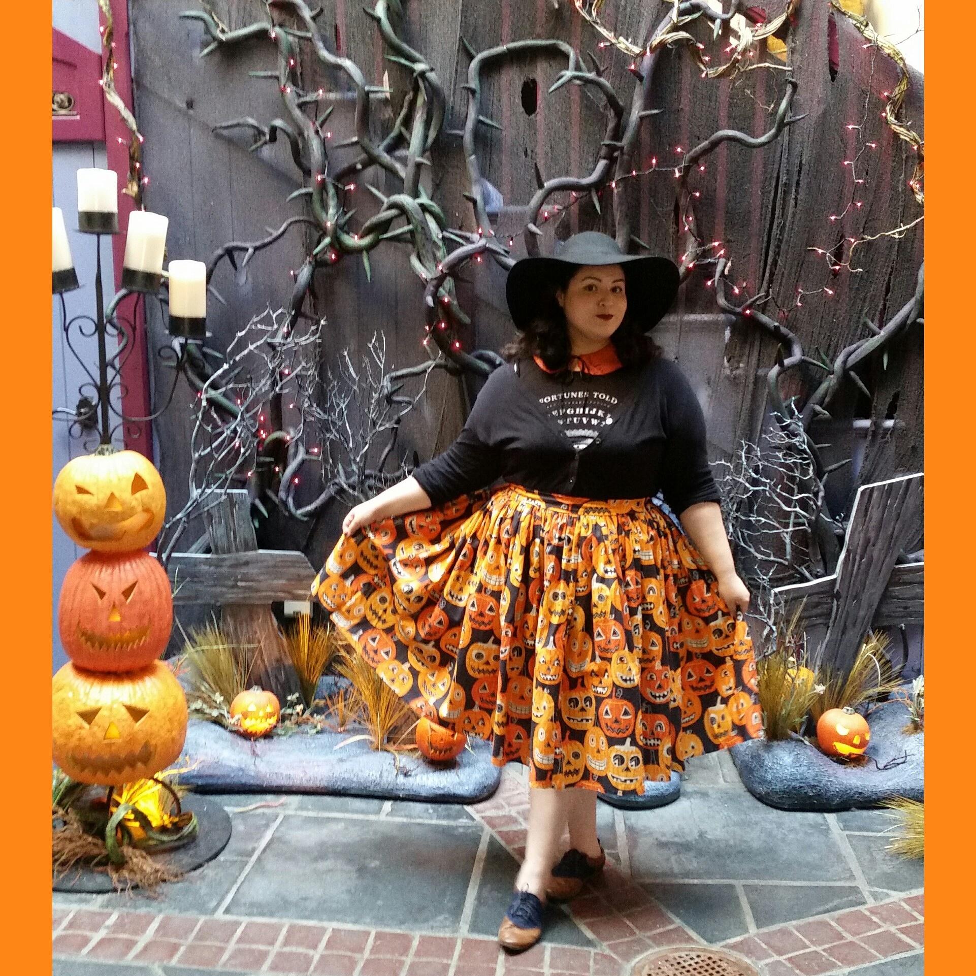 The Enchanted Harvest Skirt