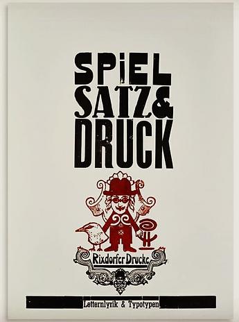 Rixdorfer Druck