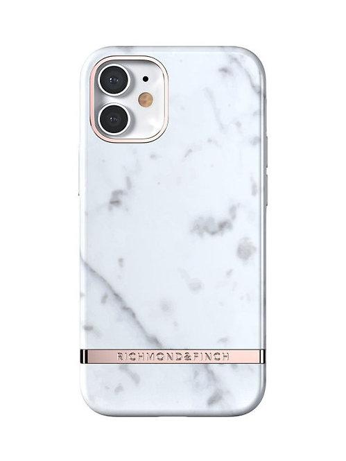Richmond & Finch / Чехол для iPhone 12 Pro Max (6.7) FW20 White Marble