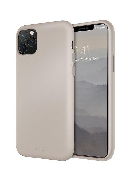 Чехол Uniq для iPhone 11 Pro Max, бежевый