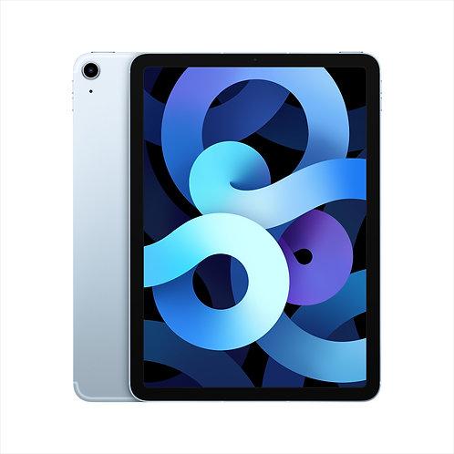 Apple iPad Air (2020) Wi-Fi + Cellular 256 ГБ, «голубое небо»