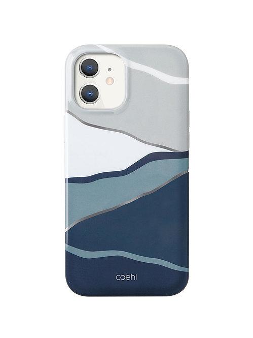 Чехол для iPhone 12 mini (5.4) COEHL Ciel Blue