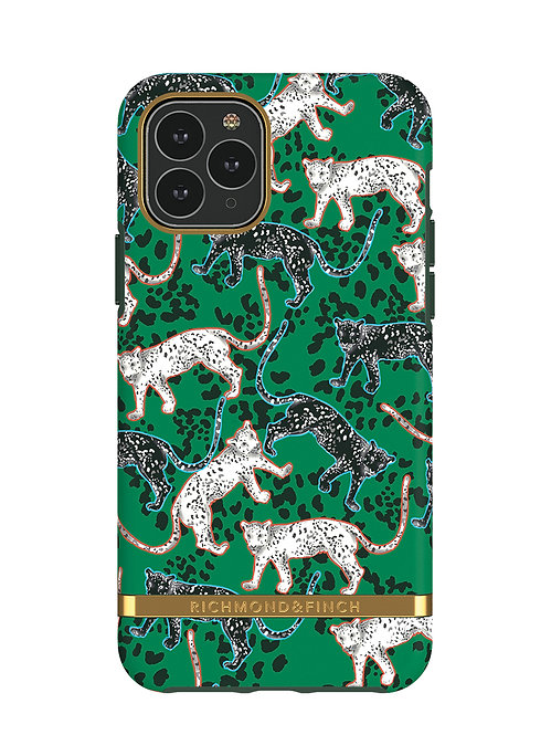 Чехол Richmond & Finch для iPhone 11 Pro, зеленый