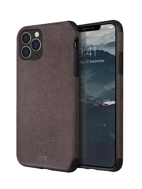 Чехол Uniq для iPhone 11 Pro Max, коричневый