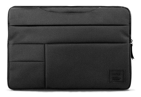 "Сумка Uniq Cavalier для ноутбуков до 15"", черная"