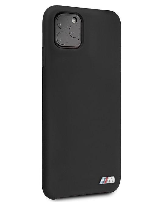 Чехол BMW для iPhone 11 Pro Max, черный