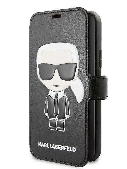 Чехол Karl Lagerfeld для iPhone 11, черный