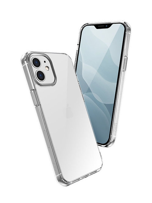 Чехол-накладка Uniq LifePro Xtreme для iPhone 12 mini (5.4) Anti-microbial CLEAR