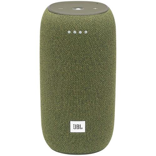 Умная колонка JBL Link Portable Green с голосовым помощником Алисой