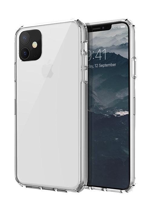 Копия Чехол Uniq для iPhone 11, прозрачный