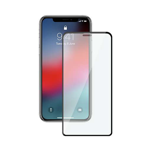 Защитное стекло 3D для iPhone X/XS/11 Pro