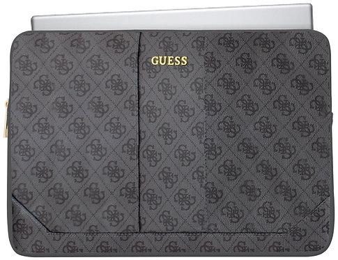 """Чехол Guess 4G UpTown Computer Sleeve для MacBook 13"""" серый (GUCS134GG)"""