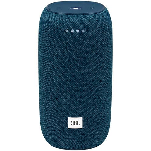 Умная колонка JBL Link Portable Blue с голосовым помощником Алисой