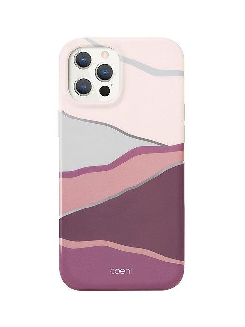 Чехол для iPhone 12 Pro Max (6.7) COEHL Ciel Pink