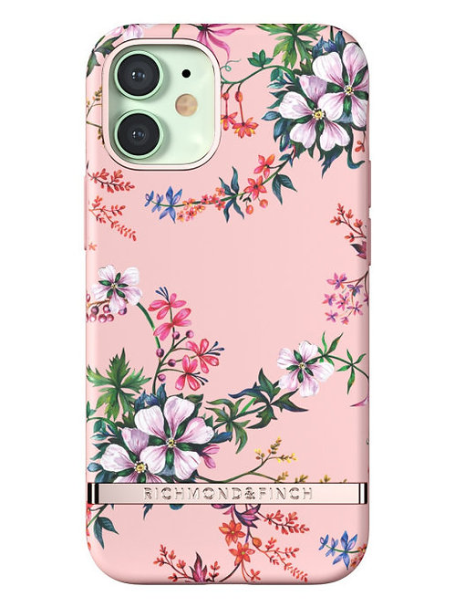 Richmond & Finch / Чехол для iPhone 12/12 Pro (6.1) чехол FW20 Pink Blooms