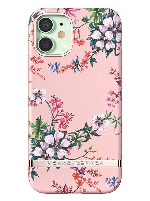 Richmond & Finch / Чехол для iPhone 12 Pro Max (6.7) чехол FW20 Pink Blooms