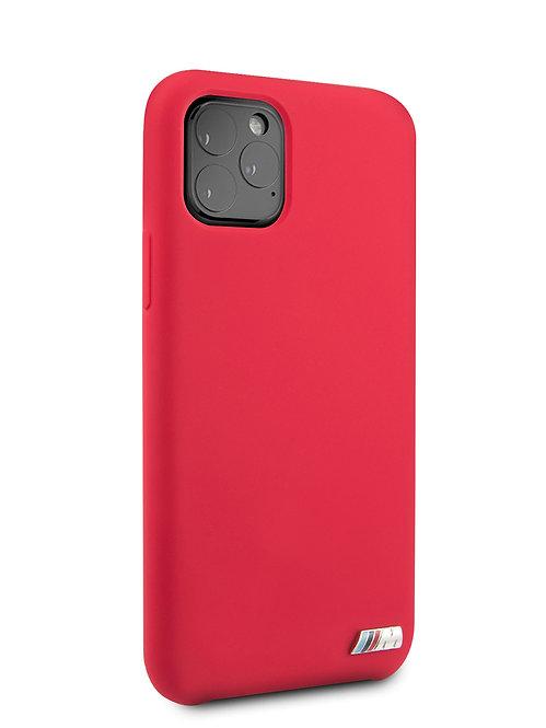Чехол BMW для iPhone 11 Pro, красный