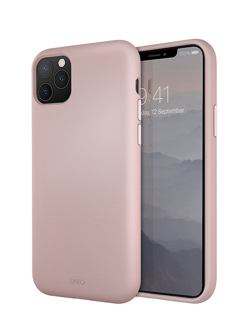 Чехол Uniq для iPhone 11 Pro Max, розовый