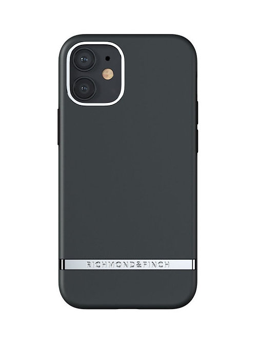 Richmond & Finch / Чехол для iPhone 12 mini (5.4) FW20 Black out