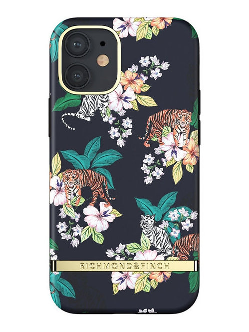 Richmond & Finch / Чехол для iPhone 12/12 Pro (6.1) FW20 Floral Tiger