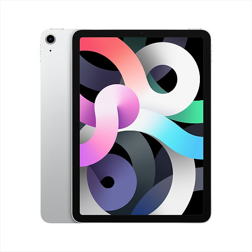 Apple iPad Air (2020) Wi-Fi 256 ГБ, серебристый