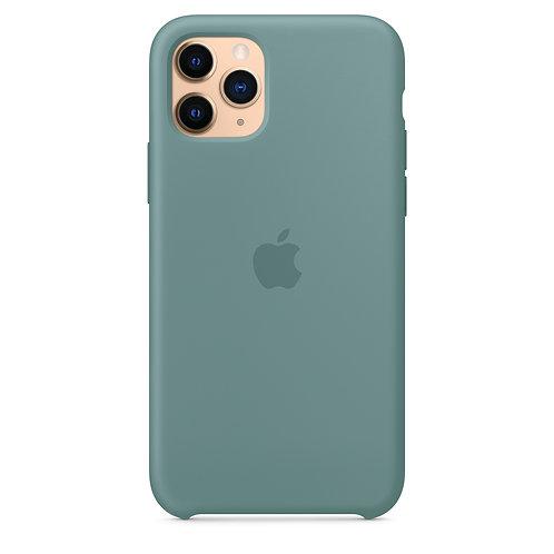 Силиконовый чехол для iPhone 11 Pro Max, цвет «дикий кактус»