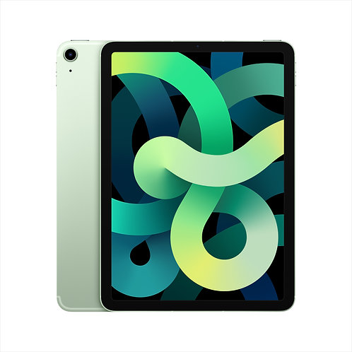 Apple iPad Air (2020) Wi-Fi + Cellular 64 ГБ, зеленый