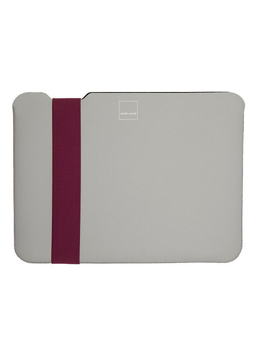 Acme Made / Чехол Acme для MacBook Pro/Air 13 (до 2016) Sleeve Skinny M Grey/Fu