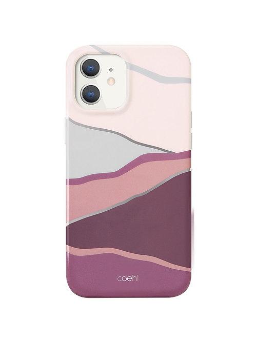 Чехол для iPhone 12 mini (5.4) COEHL Ciel Pink