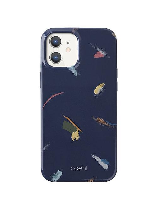 Чехол для iPhone 12 mini (5.4) COEHL Reverie Blue
