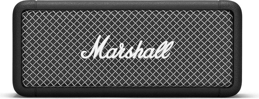 Портативная колонка Marshall Emberton Bluetooth черный
