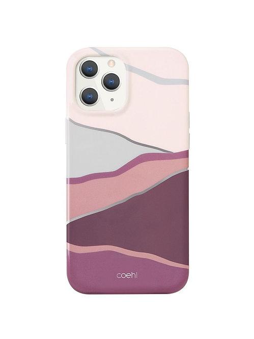 Чехол для iPhone 12/12 Pro (6.1) COEHL Ciel Pink