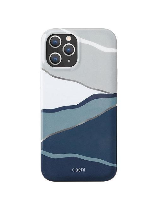 Чехол для iPhone 12/12 Pro (6.1) COEHL Ciel Blue