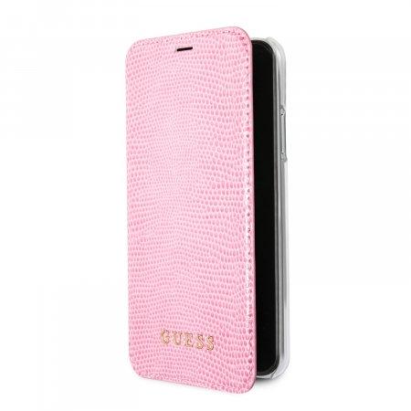 Чехол Guess для iPhone X/Xs, розовый
