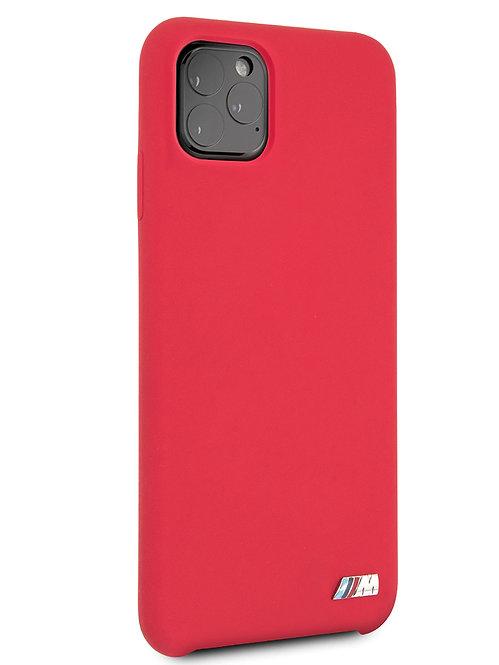 Чехол BMW для iPhone 11 Pro Max, красный