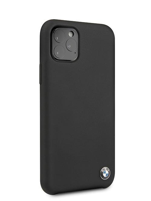 Чехол BMW для iPhone 11 Pro, черный