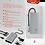 Thumbnail: uBear USB адаптер 7в1 Aluminum Type-C Multimedia Adapter.