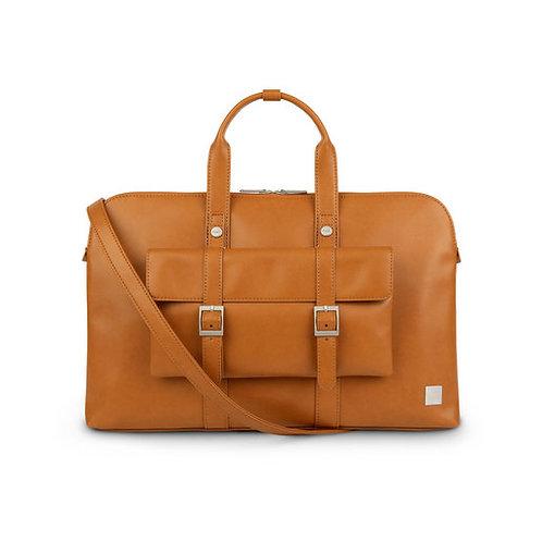 """Портфель Moshi Treya Briefcase для ноутбука до 13"""" дюймов. Материал эко кожа"""